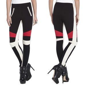 BCBGMaxAzria Pants - BCBGMaxAzria Bond Color-Blocked Legging